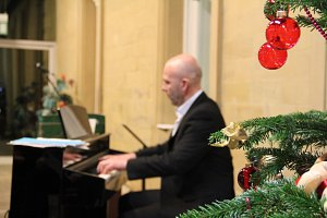 Music and the Deaf's Festive Recital!